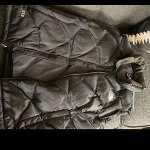 North Face - Black Down Vest